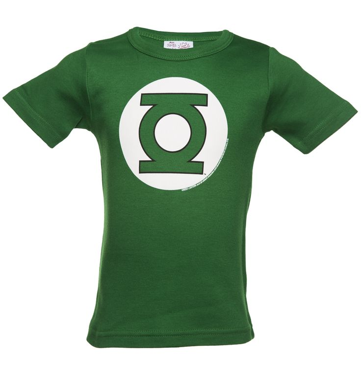Kids Green DC Comics Green Lantern Logo T-Shirt Featuring the logo of a DC Comics Comics legend, The Green Lantern, this fab, official tee is bound to please any superheroes fan! http://www.MightGet.com/may-2017-1/kids-green-dc-comics-green-lantern-logo-t-shirt.asp