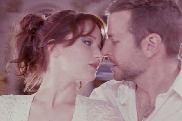 Silver Linings Playbook - Jennifer Lawrence, Bradley Cooper i hrt this movie