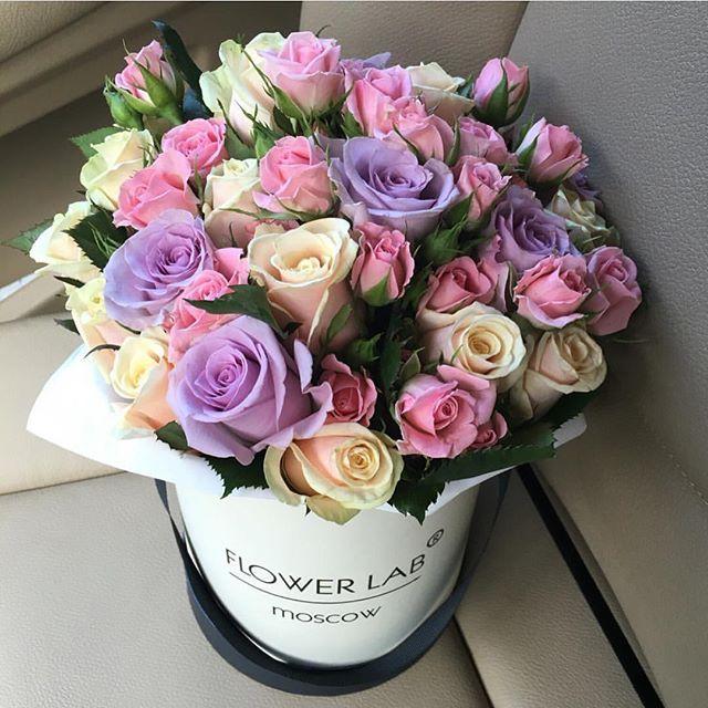Flower Lab Saint Petersburg исполнит любое Ваше желание #когдачувстваможнообнять…