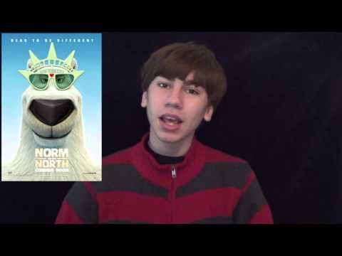 Film Review: Norm of the North by KIDS FIRST! Film Critic Keefer B. #NormoftheNorth