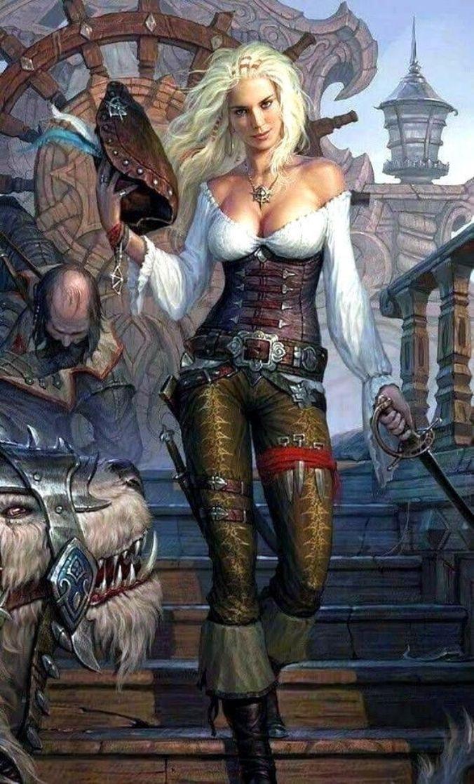 Lady aus Dömitz