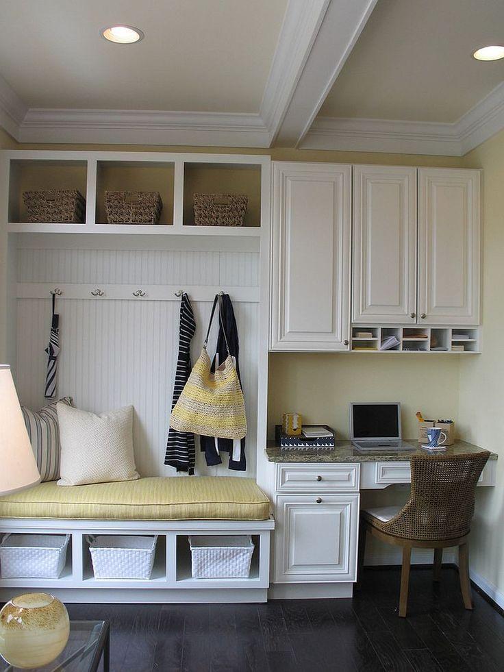 Entryway Home Mudroom Design Mud Room Storage