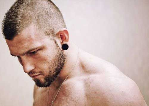 Latest 24 Hot Mohawk Hairstyles for Men 2016