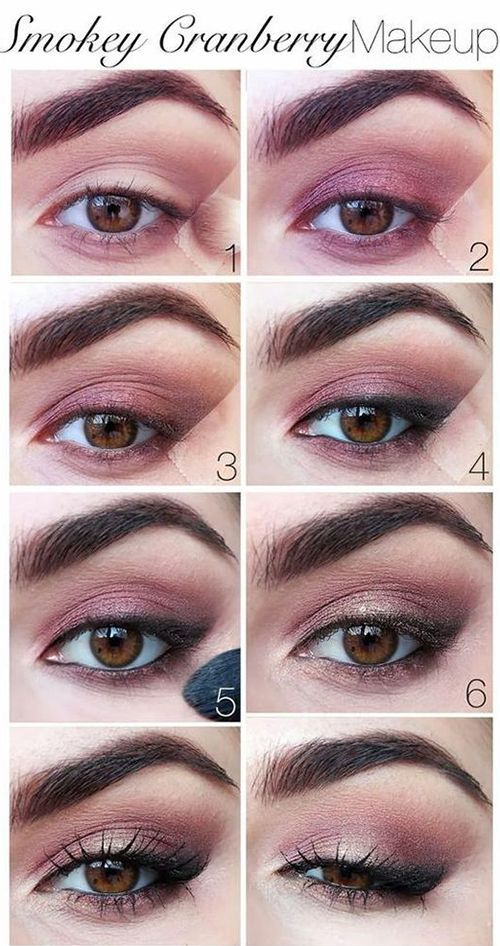 How To Do Smokey Eye Makeup Top 10 Tutorials Eyemakeupgreen