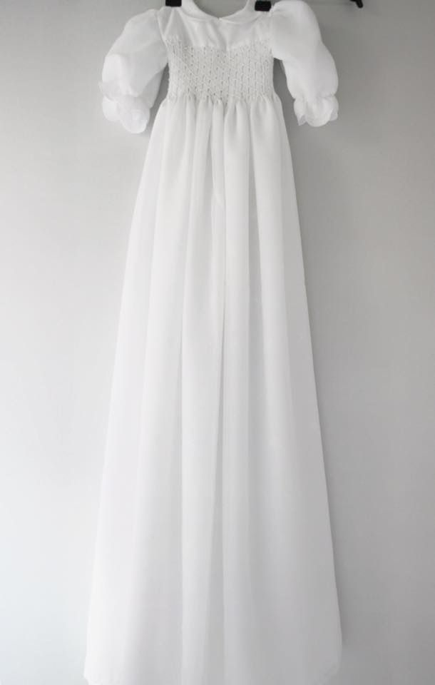 Christening gown #selfmade IIIIII
