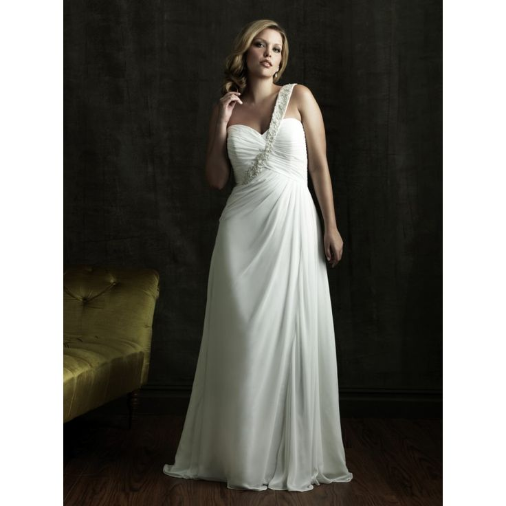 17 Best Images About Wedding Gown For Plus Size Ladies On