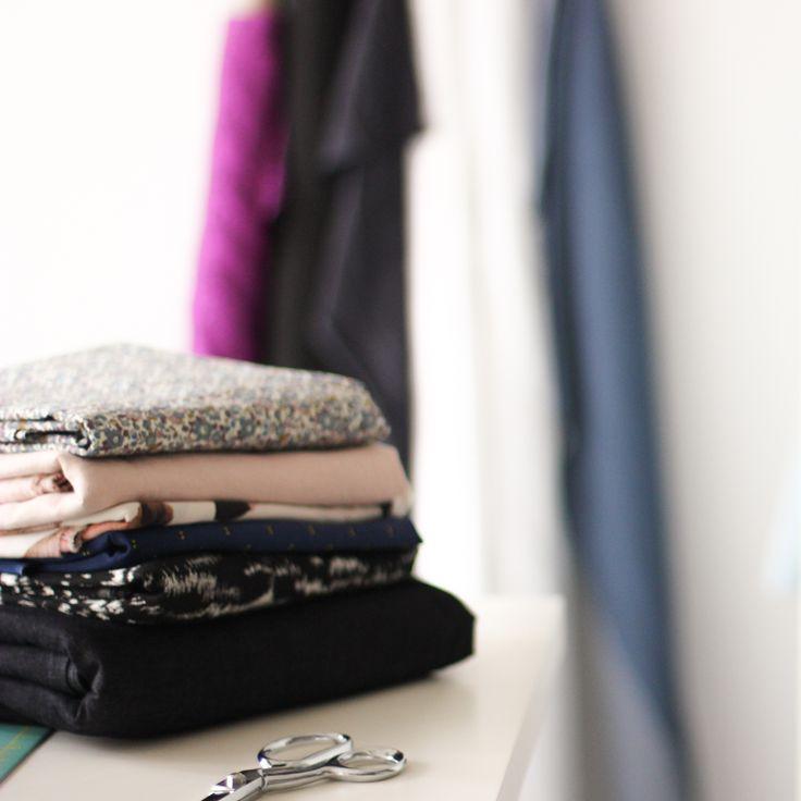 The Beginners Guide to Fashion Fabrics | Blackbird Fabrics Journal | http://www.blackbirdfabrics.com/blog/the-beginners-guide-to-fashion-fabrics/