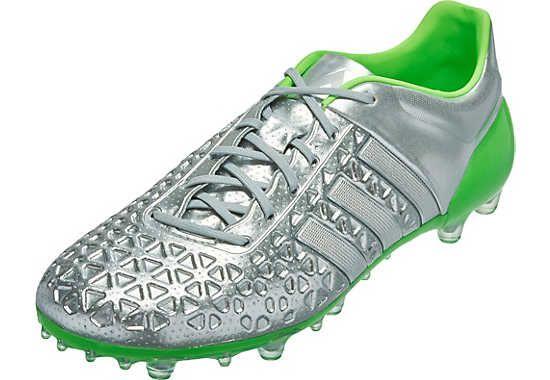 adidas ACE 15.1 FG/AG Soccer Cleats - Eskolaite