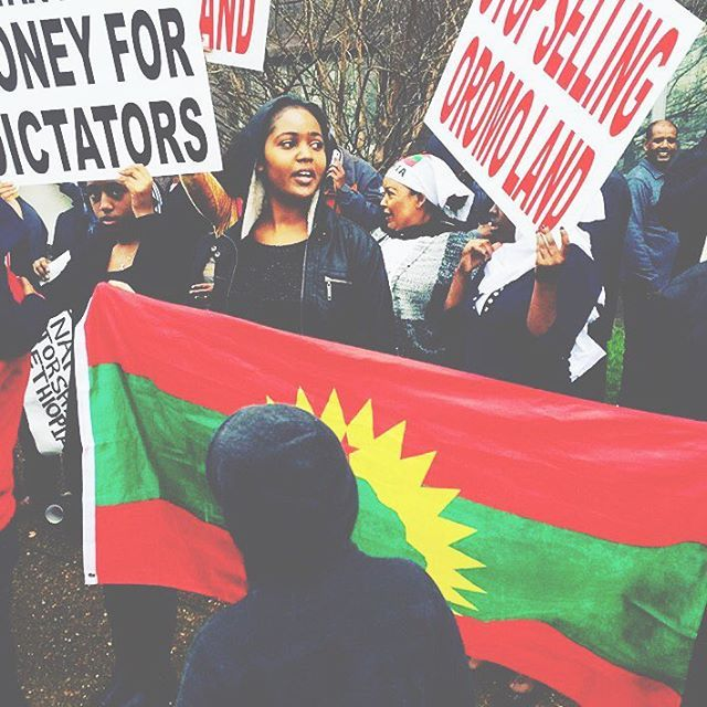 #oromoprotests Regram from @if2aga15