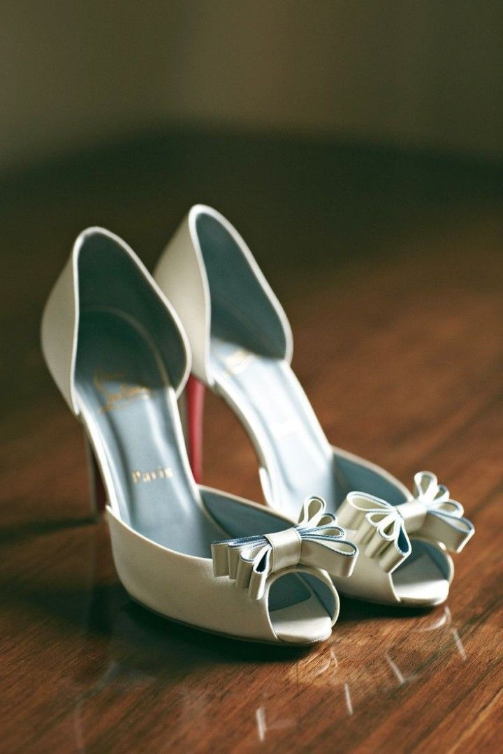 4ff3071c324 21 Times Christian Louboutin Wedding Shoes Made Us Fall in Love - Jules via  Style Me Pretty