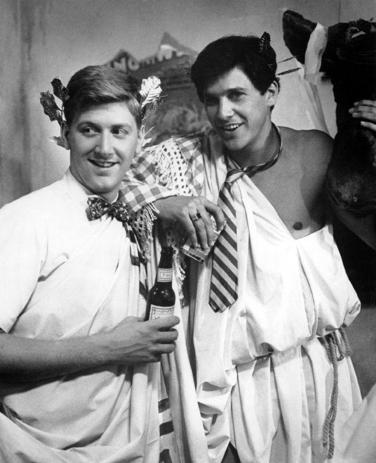 """National Lampoon's Animal House"" James Widdoes, Tim Matheson 1978 Universal Studios"