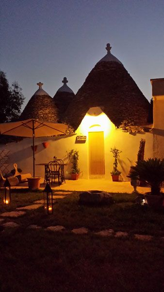"Trullo ""Gelsomino"""