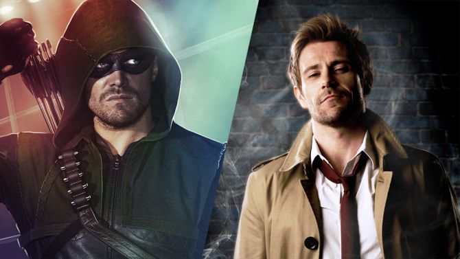 DC Comics' Constantine Coming to 'Arrow' on The CW