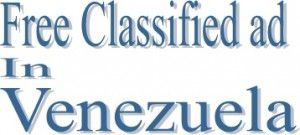 Top free classified ads site list for advertising in Venezuela to sell or rent houses and others