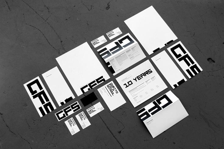 GrandArmy — Ghetto Film School: Corporate Identity, Attack Design, Graphics Design, Ghetto Film, Schools Work, Graphics Projects, Film Schools, High Schools, South Bronx