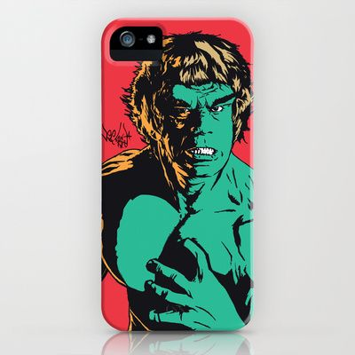 See Me Angry iPhone & iPod Case by Vee Ladwa - $35.00