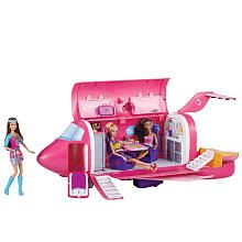 "Barbie Glam Vacation Jet with Dolls - Mattel - Toys ""R"" Us"