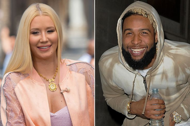 Oh Really? Odell Beckham Jr. Skips Giants Practice to Hang with Iggy Azalea