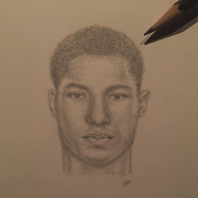 New The 10 Best Drawing Ideas Today With Pictures Did A Small Portrait Drawing Of Marcus Rashford This Evening Portrait Drawing Cool Drawings Portrait