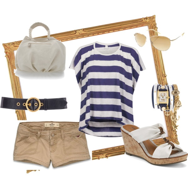 Sailing?: Cute Summer Outfits