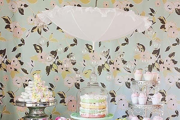 Pretty Spring Baby Shower Ideas