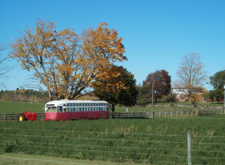 Last stop for this old Toronto Transit Commission (TTC) streetcar.
