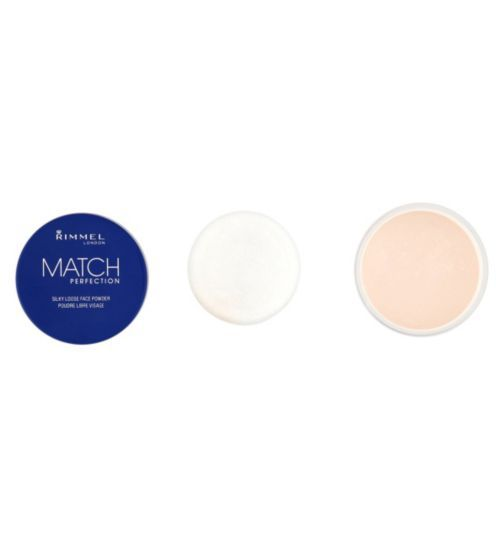 Rimmel London Match Perfection Compact Powder - Boots