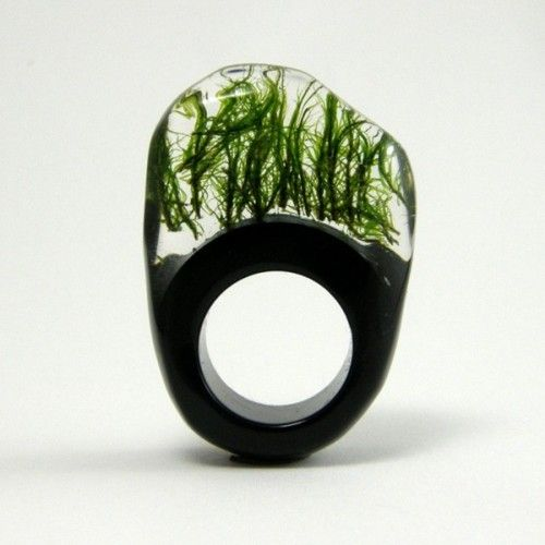Moss Ring, Sylwia Calus