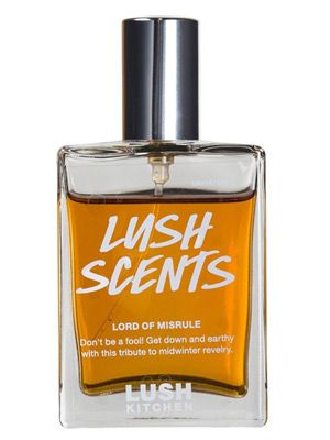 Lord of Misrule Lush perfume - a new fragrance for women and men 2014
