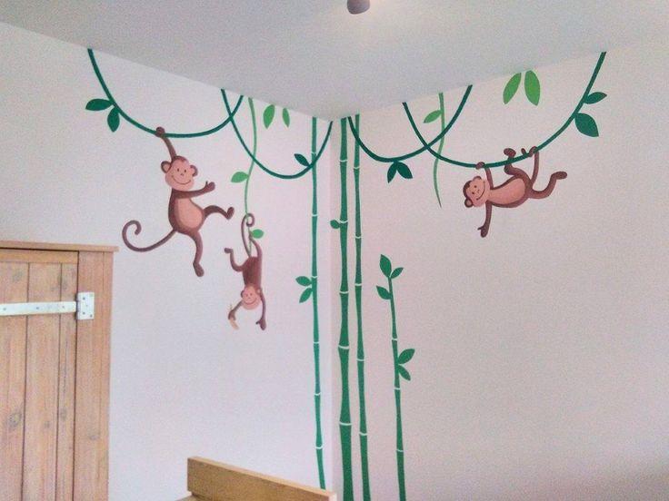 17 best images about muurschilderingen kinderkamers van eigen ontwerp on pinterest kabouter - Ontwerp muurschildering ...