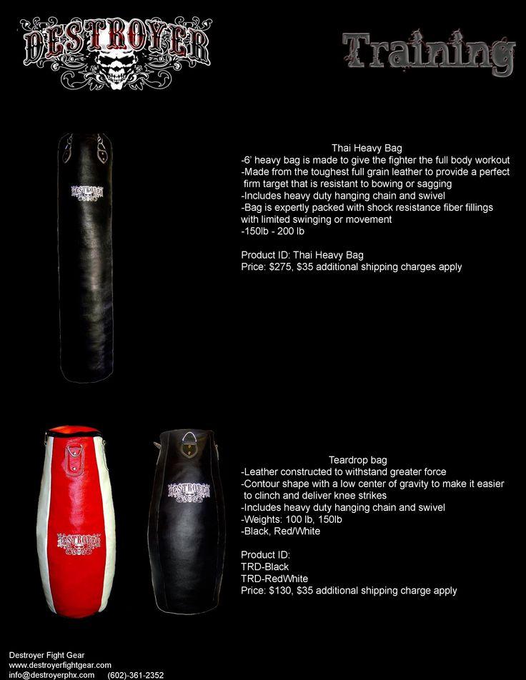 Destroyer Fight Gear MMA equipment