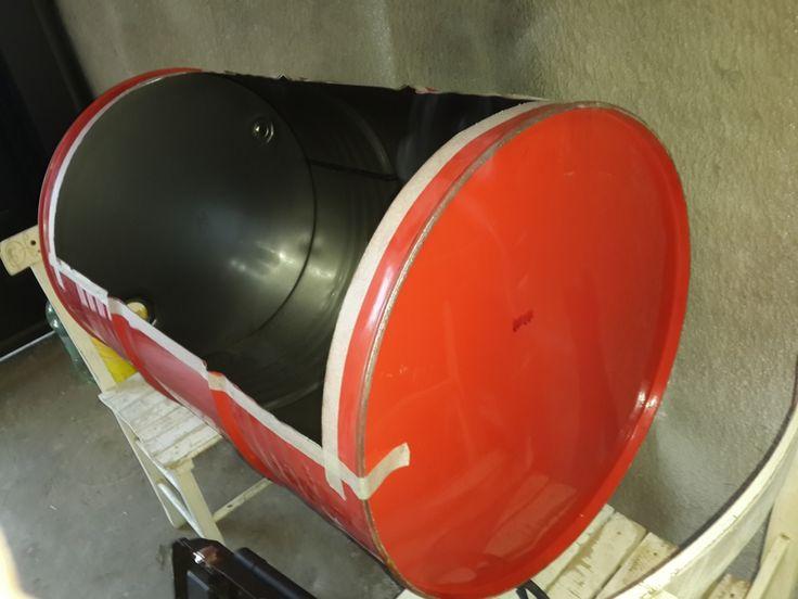 Hice una parrilla tambor paso a paso - Taringa!