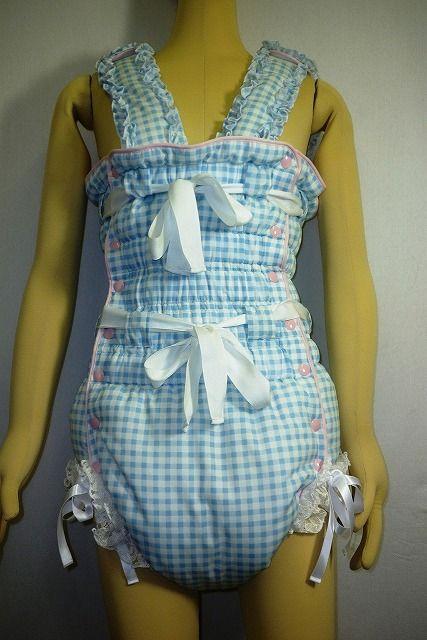 Vintage Baby Boy Romper Pattern
