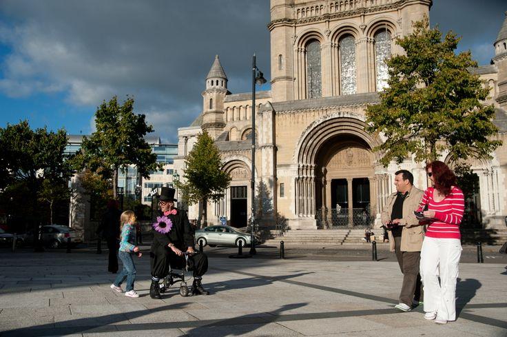 La cathédrale St Anne - Belfast, Irlande du Nord - © Tourism Northern Ireland