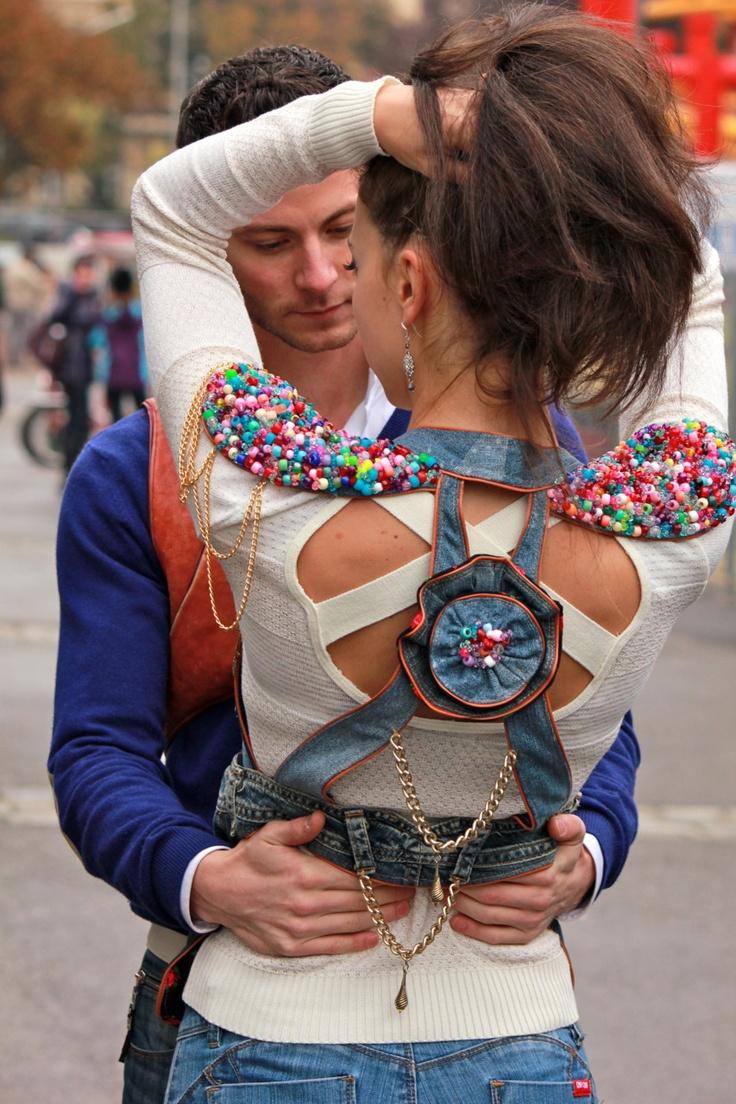 "MRJ's ""Candy bag"" (back view) #Fashion"