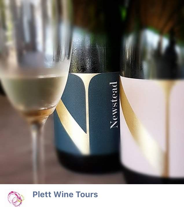 Triple double gold for Newstead Wines, South Africa
