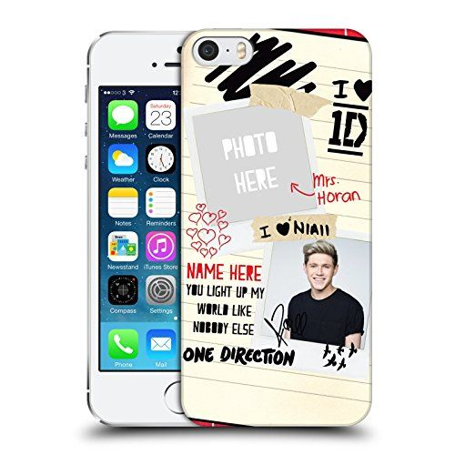 Custom Customized Personalized One Direction 1D Mrs. Horan, Hard Case For Apple iPhone 5 / 5s, Price: $18.95 http://astore.amazon.com/1dstore-20/detail/B017XE3TTE