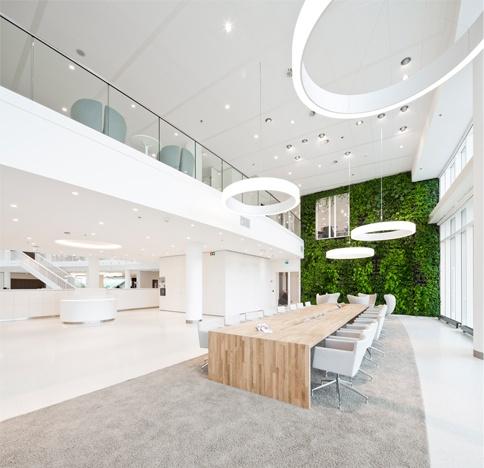 Hofman Dujardin | Eneco Headquarters Rotterdam