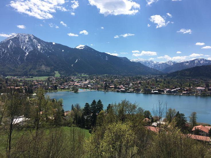 Genussreisetipps vom Tegernsee, für viele der schönste See Deutschlands.