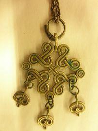 Vintage Kalevala Koru jewelry. Find from Mikkeli Tukkala?