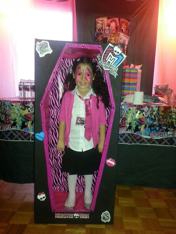 1000 Images About Party Ideas On Pinterest Monster High