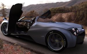 Pagani Huayra will take advantage of the Geneva show to unveil the discoverable version of his Huayra. And this one surpasses the closed model in all areas! Often, the uncapped versions of the sports models have less performance and less dynamic behavior.   #modern technology #Science technology news #technews