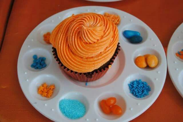 Cupcakes for kids to decorate