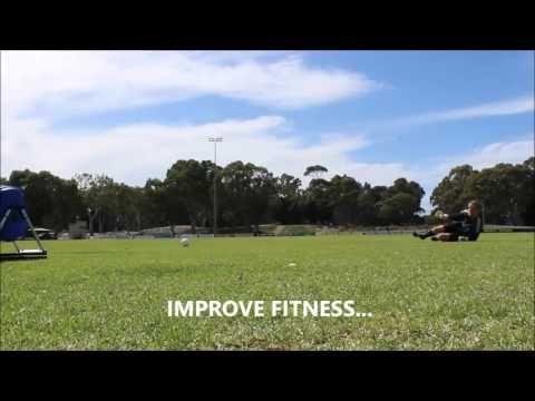Powapass keeper drill.... @hyndaialeague  @thematildas @AdelaideUnited    #soccer #football #keepers #coaches #goalies #players #sport