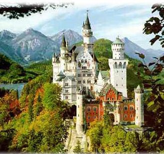 Neuschwanstein! I want to go so badly!