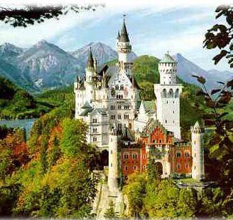Neuschwanstein Castle, Bavaria: Sleep Beautiful, Neuschwansteincastl, Walt Disney, Cinderella Castles, Disney Castles, Palaces, Neuschwanstein Castles, Castles In Germany, Bavaria Germany