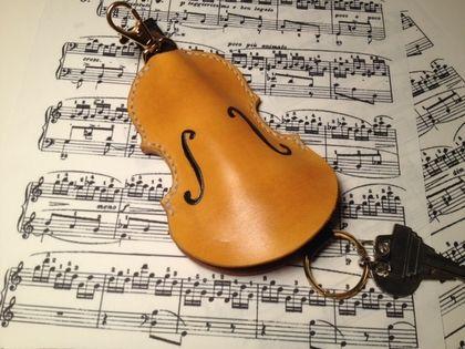 violin key case