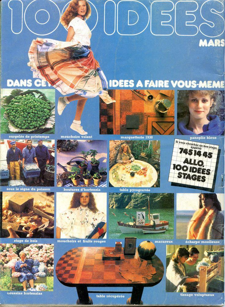 100 Idées n° 53 - mars 1978 4ème de couverture