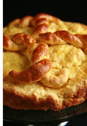 Gluten Free Paska! (Citrussy Ukrainian Easter Bread) « Celebration Generation: Food, Life, Kitties!