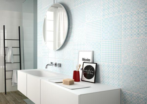 Carrelage wonderwall ascot tanguy mat riaux sols de for Materiaux salle de bain
